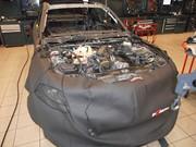 BMW E82 135I Engine Out 10