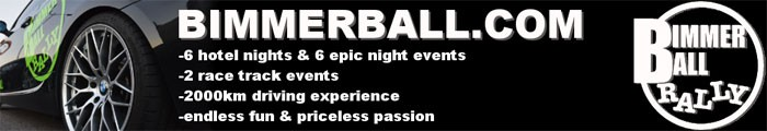 Bimmerball Banner