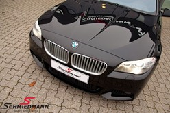 BMW F10 550I Black After Supersprint M Styling25