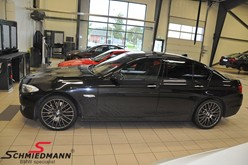BMW F10 550I Blackbefore01