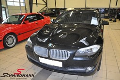BMW F10 550I Blackbefore02