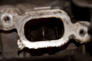 BMW Engine Inlet Cleaning 05