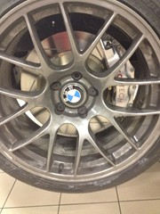 BMW E82 135I Big Brake Kit