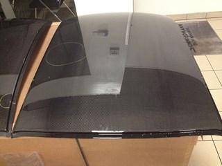 BMW E82 135I Carbon Roof
