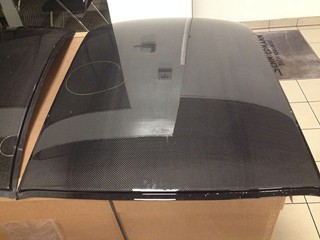 BMW E82 135I Carbon Roof