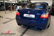 BMW E60 M5 Exhaust Remote Controlled Damper 05