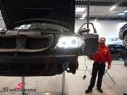 BMW E90 330I Xenon LED Angle Eyes01