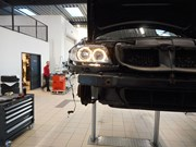 BMW E90 330I Xenon LED Angle Eyes02