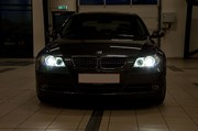 BMW E90 330I Xenon LED Angle Eyes05