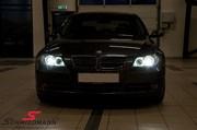 BMW E90 330I Xenon LED Angle Eyes05