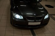 BMW E90 330I Xenon LED Angle Eyes06