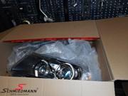 BMW E90 330I Xenon LED Angle Eyes10