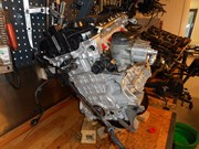 BMW E91 Engine Change 01