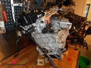 BMW E91 Engine Change 01