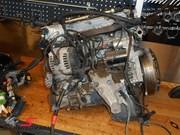 BMW E91 Engine Change 03