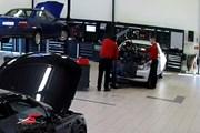 BMW E91 Engine Change 06