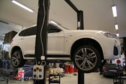 BMW X3 F25 Supersprint 4 Pipe Exhaust01