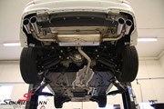 BMW X3 F25 Supersprint 4 Pipe Exhaust02