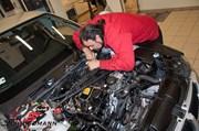 BMW E91 Engine Change 07