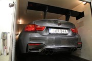 BMW M4 F82 Schmiedmann Sverige On The Way To Essen
