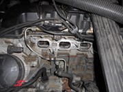 BMW E91 Cleaning Intake 11