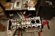 BMW E82 135I JE Racing Pistons Carillo Rods 06