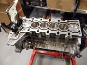 BMW E82 135I JE Racing Pistons Carillo Rods 13