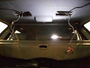 BMW E61trunk Wiring Repair 03