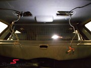 BMW E61trunk Wiring Repair 03