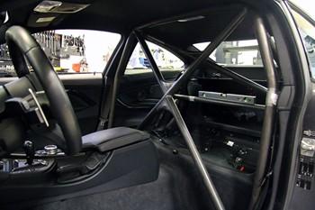 BMW F82 M4 Schmiedmann Sverige Wiechers Rollcage09