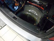 BMW E61 Panorama Roof Water Trunk 05