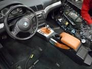 BMW E46 320CI Leather Interior01