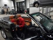 BMW E46 320CI Leather Interior03