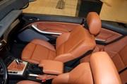 BMW E46 320CI Leather Interior12