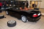 BMW E46 320CI Leather Interior13