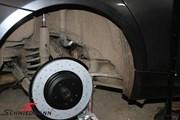 BMW E91 330XD Zimmermann Disc EBC Green Stuff 03