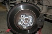 BMW E91 330XD Standard Brake Disc