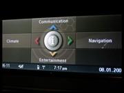 BMW CCC I Drive Menu
