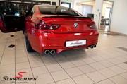 BMW F13 M6 Eisenmann Exhaust 06