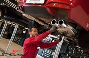 BMW F13 M6 Eisenmann Exhaust 10