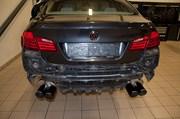BMW F10 550I Schmiedmann By Supersprint Exhaust 13