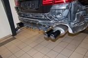 BMW F10 550I Schmiedmann By Supersprint Exhaust 17