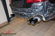 BMW F10 550I Schmiedmann By Supersprint Exhaust 17