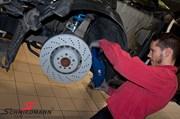 BMW F10 550I Turbo M5 Caliper 10