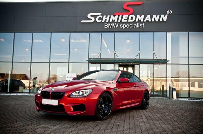 BMW F13 M6 Front Schmiedmann Odense