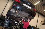 BMW E60 545I Schmiedmann Exhaust 01