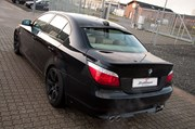 BMW E60 545I Schmiedmann Exhaust 05