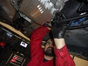 BMW E82 135I Gear Oile Cooler 11