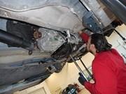 BMW E82 135I Gear Oile Cooler 14
