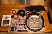 BMW E82 135I Gear Oile Cooler 17